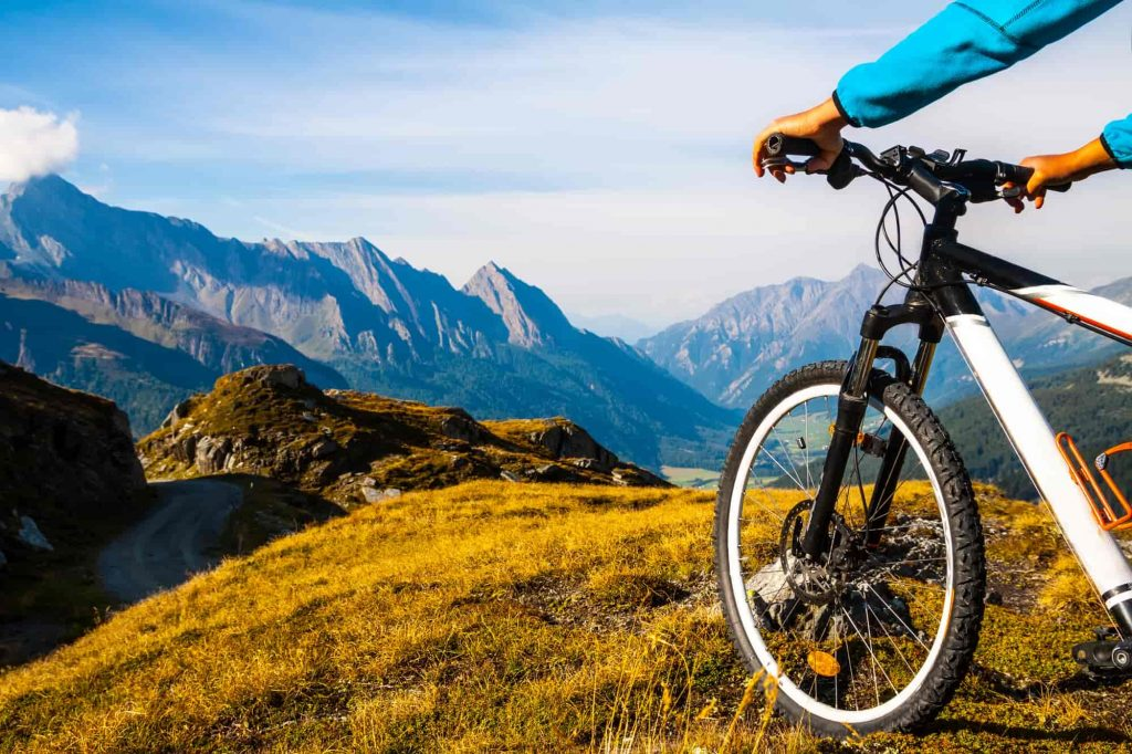 Power Your Mountain Biking with an Electric Motor